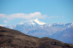 Mount Aconcagua Stock Images