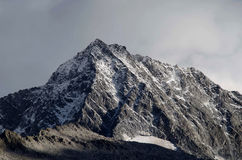 Mount Adamello Royalty Free Stock Photos