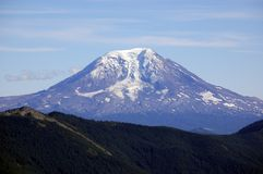 Mount Adams Royalty Free Stock Photos