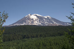 Mount Adams Cascade Range Gifford Pinchot National Forest USA Stock Photo