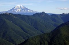 Mount Adams Stock Images