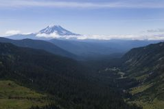 Mount Adams, Washington State Royalty Free Stock Photo