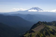 Mount Adams, Washington State Royalty Free Stock Image