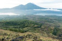 Mount Agung Royalty Free Stock Photo