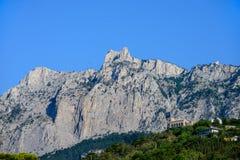 Mount Ai-Petri Stock Photo