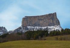 Mount Aiguille Stock Photo