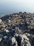 Mount Ainos Stock Image