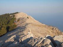 Mount Ainos Royalty Free Stock Image