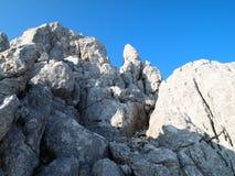 Mount Ainos Royalty Free Stock Photo