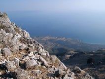 Mount Ainos Stock Photos