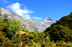 Mount Alba, Gillespie Pass, Royalty Free Stock Photography