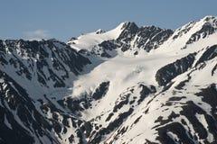 Mount Alyeska Royalty Free Stock Photo