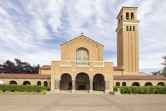 Mount Angel Abbey Oregon Front View royalty free stock images