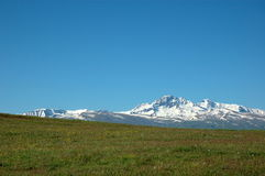 Mount Aragats Royalty Free Stock Photo