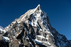 Mount Arakam Tse Stock Photography