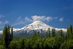 Mount Ararat. Turkey. Mount Ararat - the tallest peak in Turkey (5137 m Stock Photography