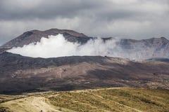 Mount ASO. Kumamoto. Japan Stock Image