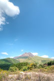 Mount Aso, Kyushu, Japan Stock Photos