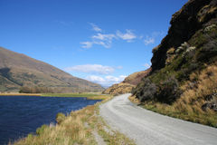 Mount Aspiring National Park Stock Photo
