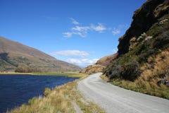 Mount Aspiring National Park stock photo