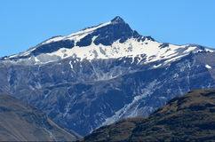 Mount Aspiring National Park - New Zealand Stock Photo