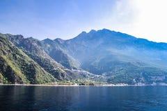 Mount Athos, Greece Agiou Pavlou or St. Paul`s Monastery. Stock Images