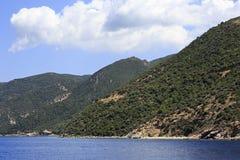 Mount Athos Stock Photography
