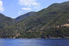 Mount Athos Royalty Free Stock Photos