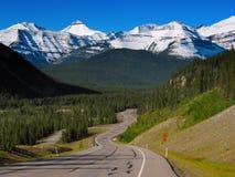 mount autostrady Obraz Royalty Free