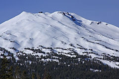 Mount Bachelor, Central Oregon royalty free stock photo