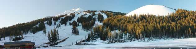 Mount Bachelor, Central Oregon royalty free stock photos