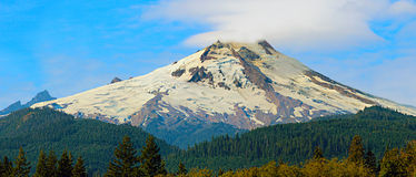 Mount baker Royalty Free Stock Image
