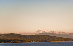 Mount Baker Stock Image