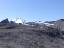 Mount Baker wilderness in fall Stock Image