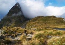 Mount Balloon peak Royalty Free Stock Images