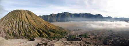 Mount Batok Royalty Free Stock Image