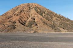 Mount Batok. Tengger National Park Stock Photography