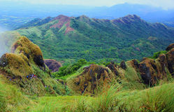 Mount Batulao Royalty Free Stock Images