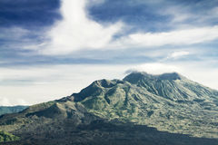 Mount Batur Stock Photography