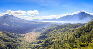 Mount Batur Royalty Free Stock Image