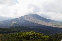 Mount Batur Kintamani Royalty Free Stock Image