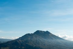 Mount Batur Royalty Free Stock Images
