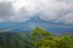 Mount Batur Stock Photos
