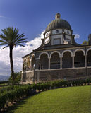 Mount of Beatitudes Royalty Free Stock Images