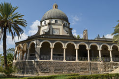 The Mount of Beatitudes Royalty Free Stock Photography