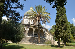 The Mount of Beatitudes Stock Image