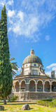 Mount of Beatitudes Church Royalty Free Stock Image