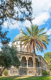 Mount of Beatitudes Church Royalty Free Stock Photography