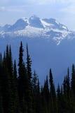 Mount Begbie. View of Mount Begbie in the Monashee Mountain Range of British Columbia, Canada Stock Photo