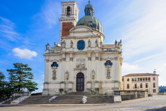 Mount Berico, Vicenza Royalty Free Stock Photography